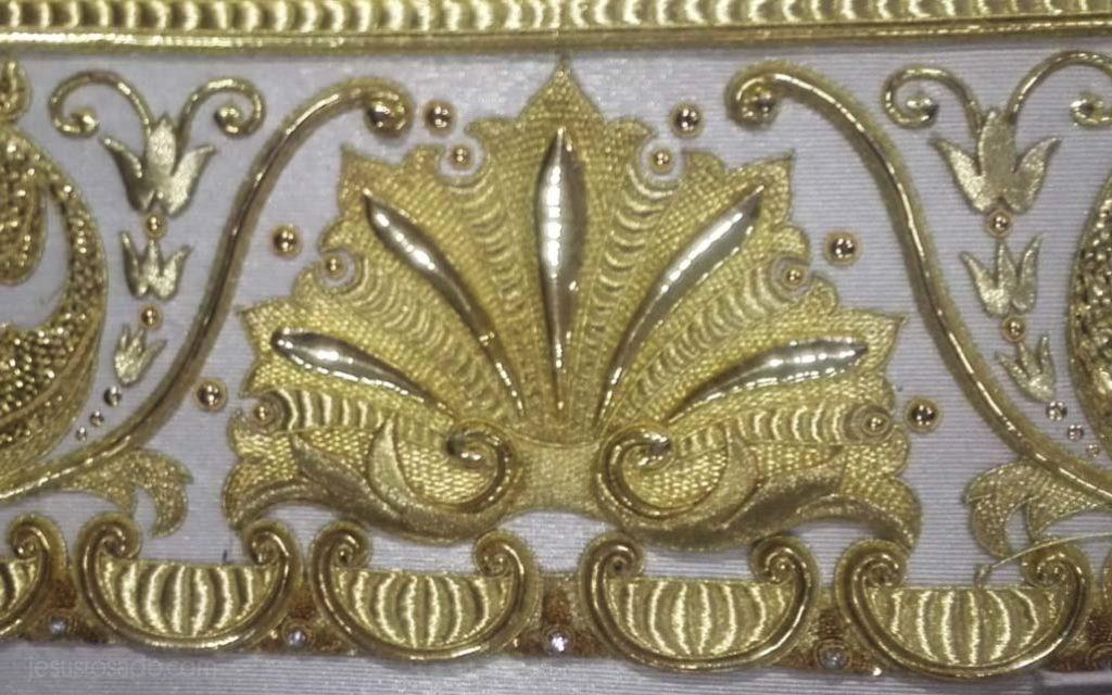 Saya de Coronación de San Gonzalo de Sevilla